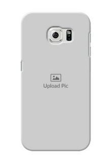 Samsung Galaxy S6 Full Picture Upload Mobile Back Cover Design