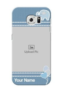 Samsung Galaxy S6 kids design icons with  simple pattern Design Design