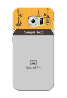 Samsung Galaxy S6 my family design with hanging icons Design Design