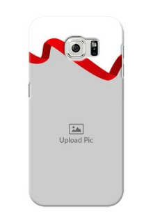 Samsung Galaxy S6 simple ribbon frame Design