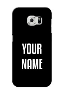 Galaxy S6 Your Name on Phone Case