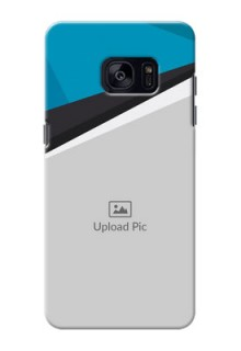 Samsung Galaxy S7 Edge Simple Pattern Mobile Cover Upload Design