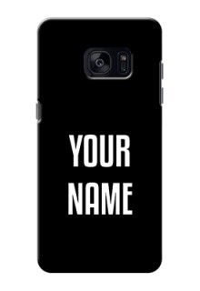 Galaxy S7 Edge Your Name on Phone Case