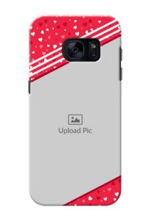 Samsung Galaxy S7 Valentines Gift Mobile Case Design