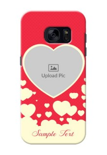Samsung Galaxy S7 Love Symbols Mobile Case Design