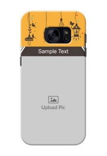 Samsung Galaxy S7 my family design with hanging icons Design Design