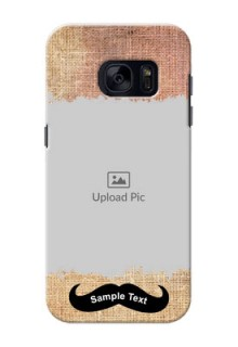 Samsung Galaxy S7 modern cloth texture Design Design