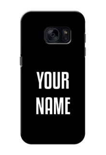 Galaxy S7 Your Name on Phone Case