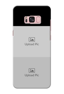 Galaxy S8 Plus 216 Images on Phone Cover