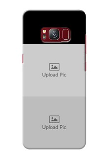 Galaxy S8 192 Images on Phone Cover