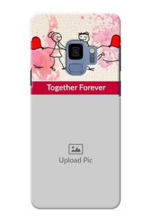Samsung Galaxy S9 Just You And Me Mobile Back Case Design