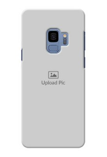 Samsung Galaxy S9 Full Picture Upload Mobile Back Cover Design