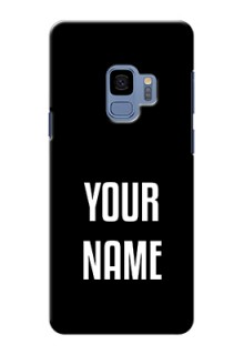 Galaxy S9 Your Name on Phone Case