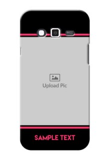 Samsung Grand 2 Photo With Text Mobile Case Design