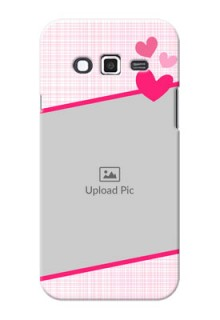 Samsung Grand 2 Pink Design With Pattern Mobile Cover Design