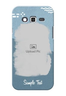 Samsung Grand 2 grunge backdrop with line art Design Design