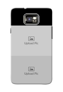 I9100 Galaxy S Ii Plus 160 Images on Phone Cover