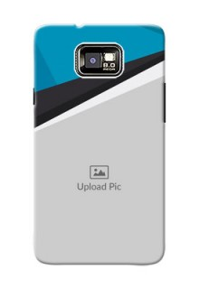 Samsung I9100 Galaxy S II Simple Pattern Mobile Cover Upload Design
