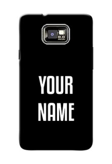 I9100 Galaxy S Ii Your Name on Phone Case