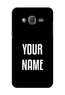 Galaxy J5 (2015) Your Name on Phone Case