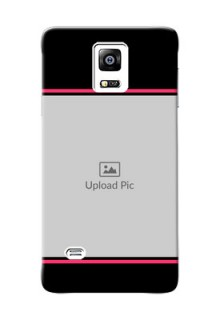 samsung Note4 (2015) Photo With Text Mobile Case Design