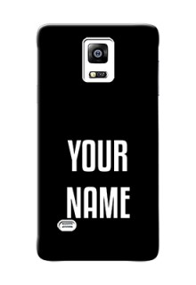 Galaxy Note4 (2015) Your Name on Phone Case