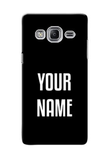 Galaxy Z3 Your Name on Phone Case