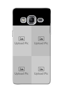Galaxy Z3 120 Image Holder on Mobile Cover