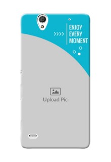 Sony Xperia C4 enjoy every moment Design
