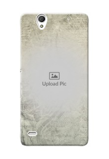 Sony Xperia C4 vintage backdrop Design