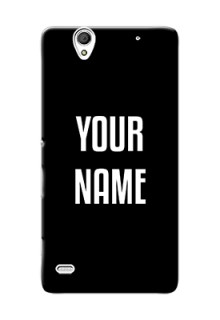 Xperia C4 Your Name on Phone Case