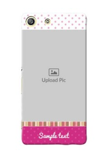 Sony Xperia M5 Dual Cute Mobile Case Design