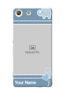 Sony Xperia M5 Dual kids design icons with  simple pattern Design Design