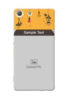 Sony Xperia M5 Dual my family design with hanging icons Design