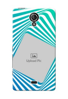 Sony Xperia T (LT30p) abstract spiral Design