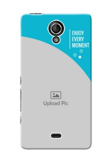 Sony Xperia T (LT30p) enjoy every moment Design