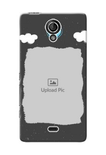 Sony Xperia T (LT30p) splashes backdrop with love doodles Design