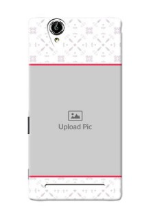 Sony Xperia T2 ethnic seamless pattern  Design Design