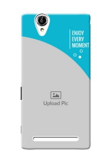Sony Xperia T2 enjoy every moment Design