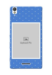 Sony Xperia T3 2 image holder polka dots Design