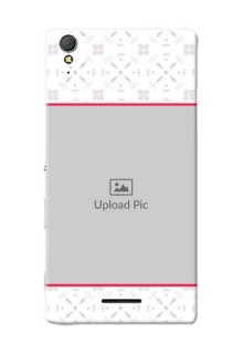 Sony Xperia T3 ethnic seamless pattern  Design Design