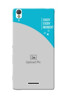 Sony Xperia T3 enjoy every moment Design