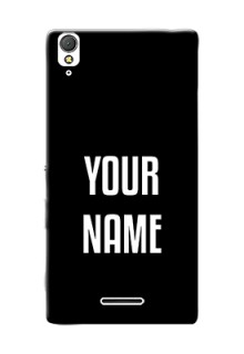 Xperia T3 Your Name on Phone Case