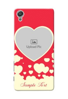 Sony Xperia X Love Symbols Mobile Case Design
