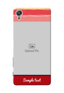 Sony Xperia X Colourful Mobile Case Design