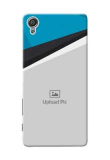 Sony Xperia X Simple Pattern Mobile Cover Upload Design