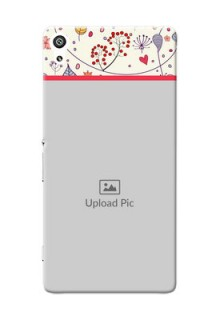 Sony Xperia XA Ultra Premium Mobile Back Case Cover Design