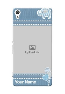 Sony Xperia XA Ultra kids design icons with  simple pattern Design Design