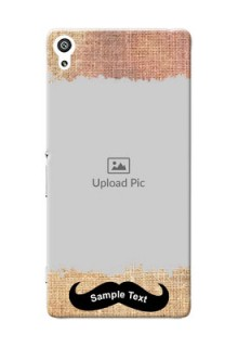 Sony Xperia XA Ultra modern cloth texture Design