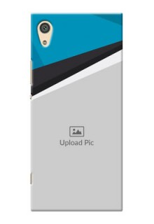 Sony Xperia Xa1 Ultra Simple Pattern Mobile Cover Upload Design